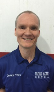 Coach Todd Wade